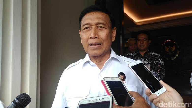 Oxford Beri Benny Wenda Penghargaan, Wiranto: Tak Usah Dipusingkan!