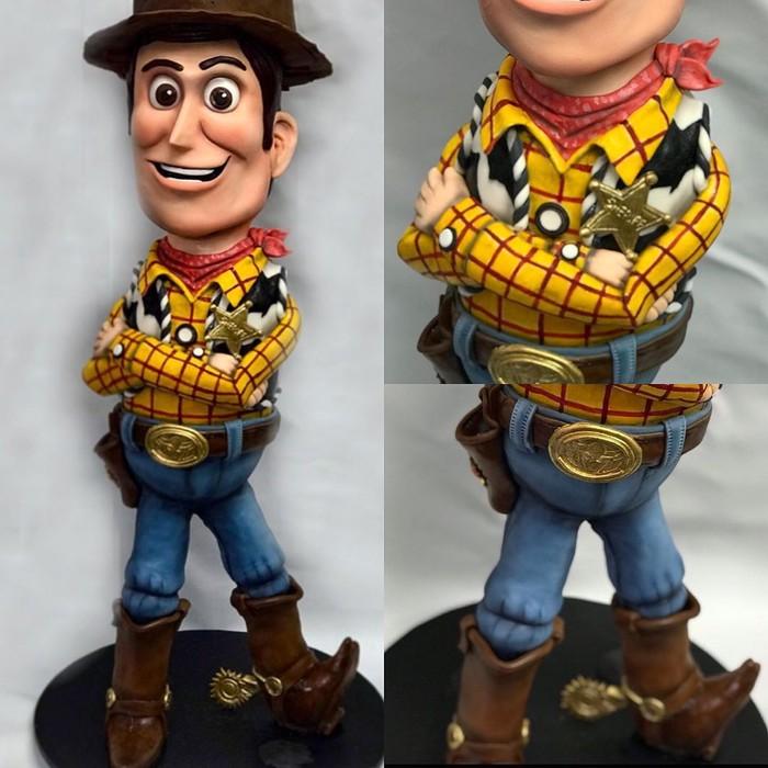 Beberapa tokoh di film ini berhasil menyita perhatian anak-anak. Sebut saja mainan bernama Sheriff Woody, Buzz Lightyear hingga si cantik Bo Peep. Foto: Instagram