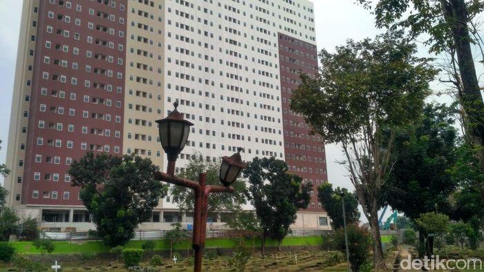 Foto: Rumah DP Rp 0 Pondok Kelapa/ Achmad Dwi Afriyadi, detikFinance