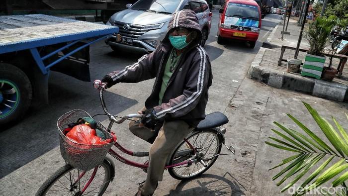 Ilustrasi polusi udara. Foto: Pradita Utama
