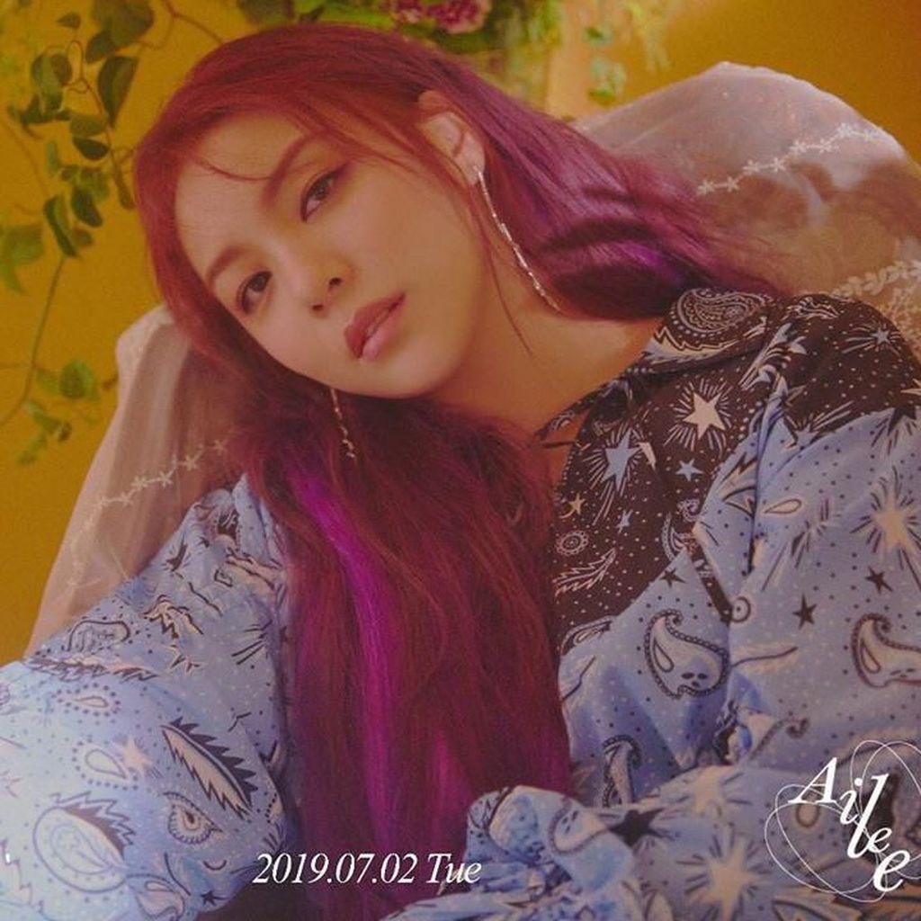 Ailee Gaet Chen EXO untuk Kolaborasi di Album Terbaru