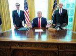 Trump Diejek Usai Salah Sebut Nama Pemimpin Tertinggi Iran