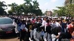Ribuan Pencari Kerja Padati Job Fair Cilegon