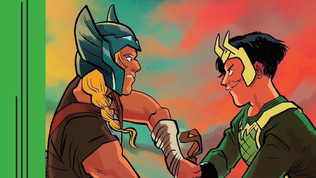 Kata Marvel soal Adaptasi Drama Teater Thor hingga Ms Marvel