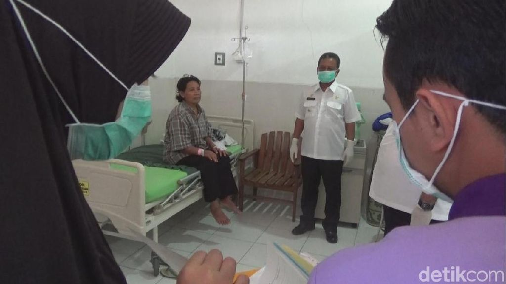 Dugaan Kemenkes Penyebab 957 Orang Terjangkit Hepatitis A di Pacitan