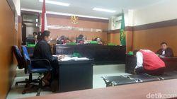 Suplai Sabu ke Lapas Nyomplong, Oknum PNS Dituntut 6 Tahun Bui