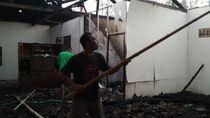Kebakaran di Wonogiri, Rumah, Kandang, dan 2 Ekor Sapi Jadi Abu