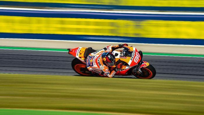 Jorge Lorenzo percaya akan secepat di Catalunya pada balapan MotoGP Belanda, akhir pekan ini . (Foto: David Ramos / Getty Images)