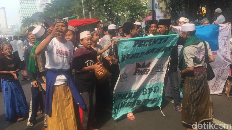 KPAI Akan Ke MK, Minta Anak-anak dalam Aksi Massa Dipulangkan