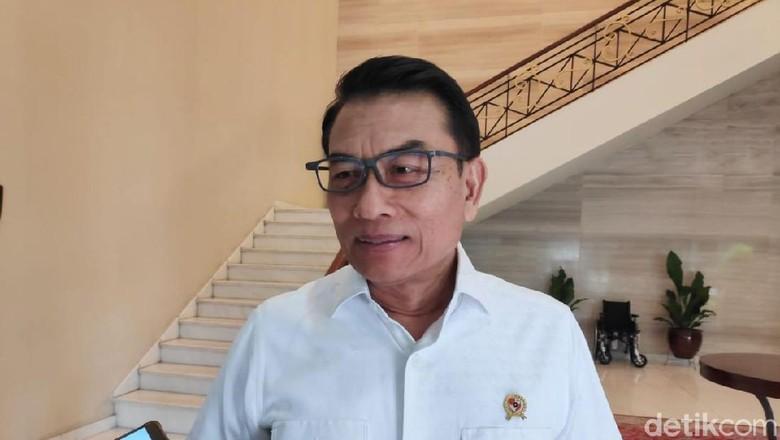 Rencana Pindah Ibu Kota, Moeldoko Soroti Kondisi Pertahanan di Kalimantan