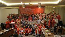 ICW Bekali Calon Anggota DPRD Fraksi PSI Materi Antikorupsi