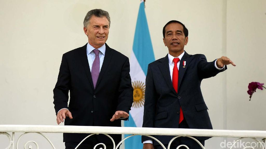 RI Tingkatkan Kerja Sama Perdagangan dengan Argentina