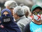 Video Ada Yel-yel Minta Habib Bahar Dibebaskan dalam Aksi Kawal MK