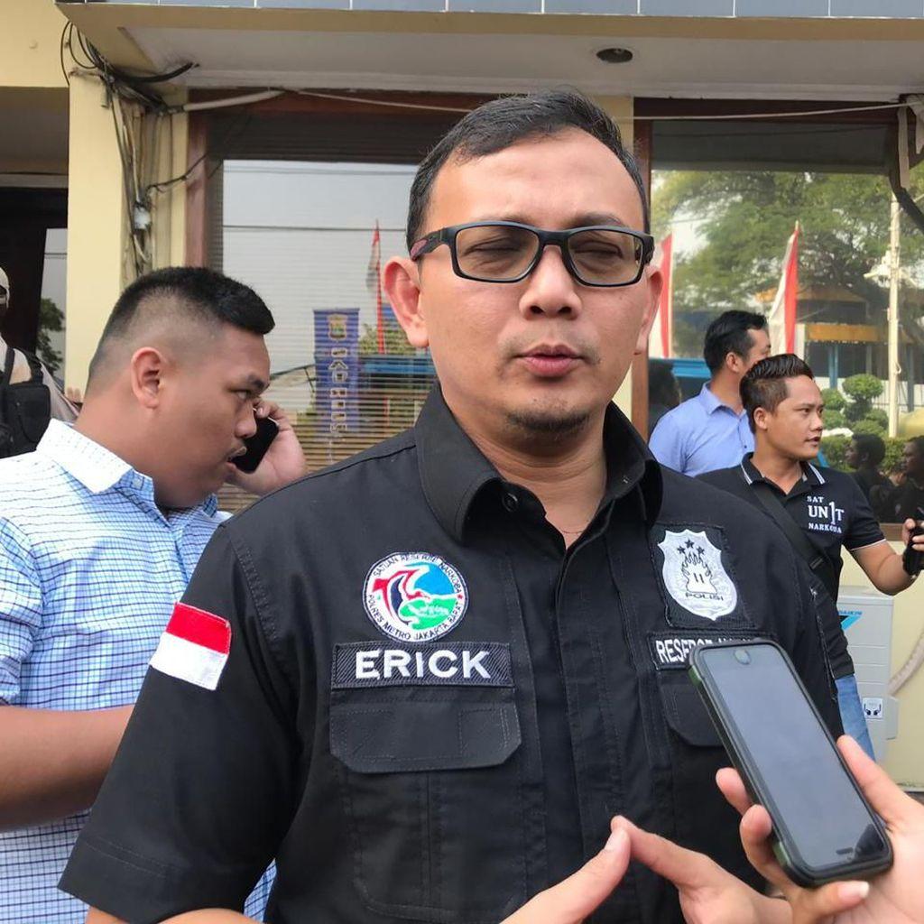 Polisi Tangkap Kakak-Adik Pemasok Narkoba ke Jerry Aurum