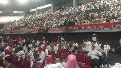 Jelang Putusan MK, Relawan Jokowi Kumpul di Senayan