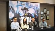 Promotor Ingin Undang Jokowi dalam Konser Mike Shinoda