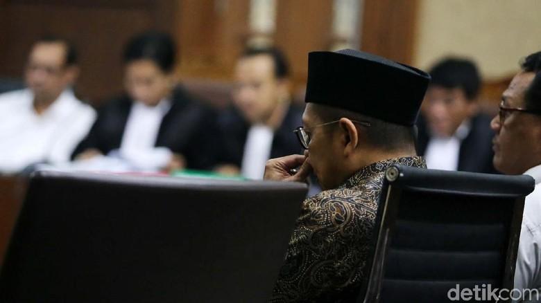 Menag Lukman Hakim Bersaksi di Sidang Jual-beli Jabatan