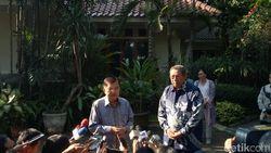 Bertemu SBY, JK Nostalgia soal 9 Kaleng Kerupuk di Istana-Penyusunan Kabinet