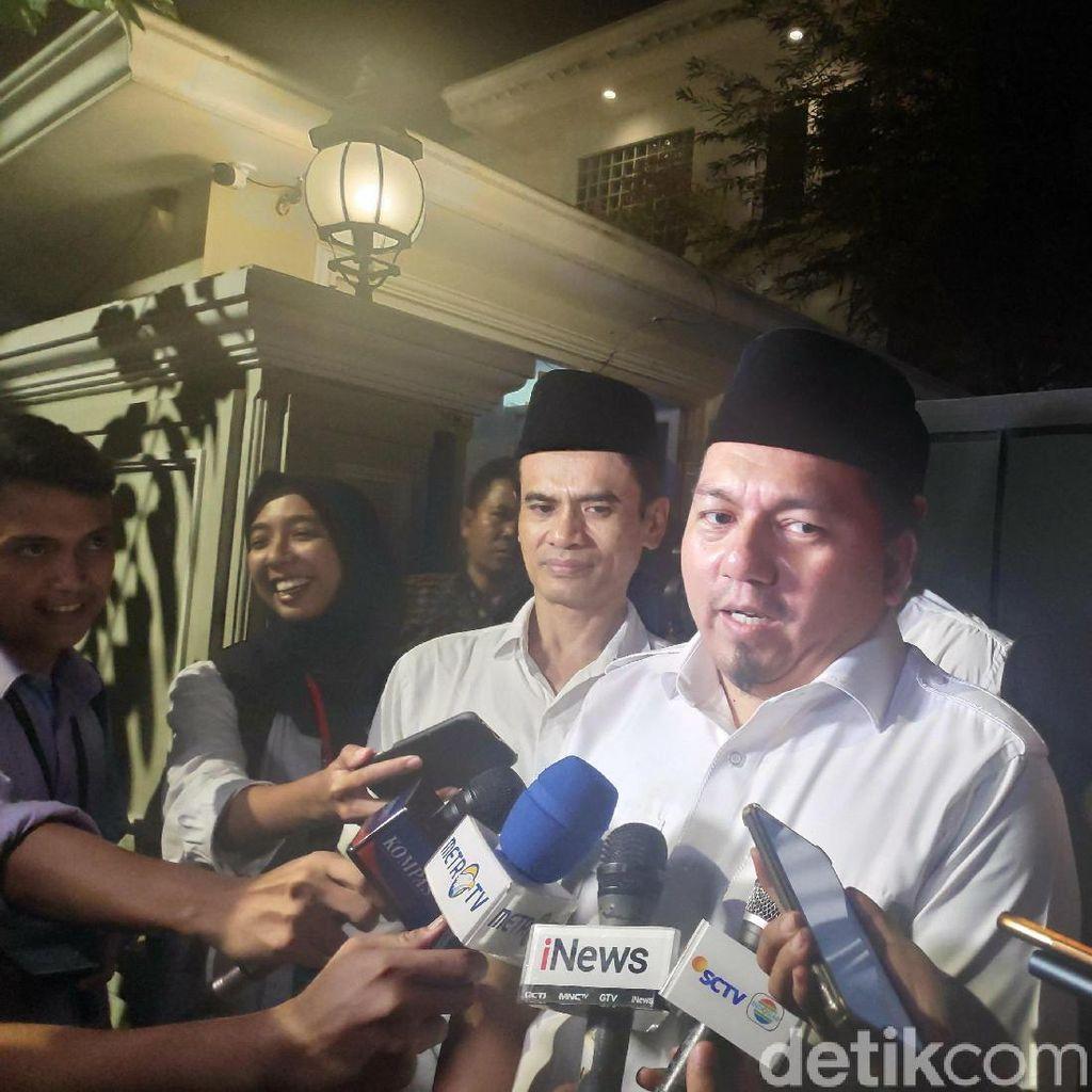 Temui Maruf Amin, Tim Hukum Dipuji soal Performa di Sidang MK