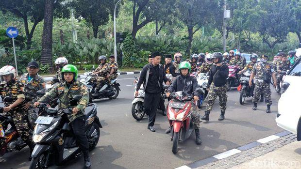 Felix Siauw Ceramah di Balai Kota DKI, GP Ansor Bereaksi