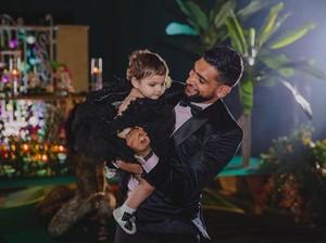 Ulang Tahun Pertama Anak, Petinju Amir Khan Gelar Pesta Mewah Rp 1,3 M