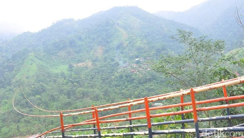 Ratusan Hektare Hutan Gunung Muria Rusak