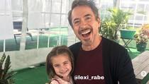 So Sad! Putri Iron Man Ternyata Jadi Korban Bullying