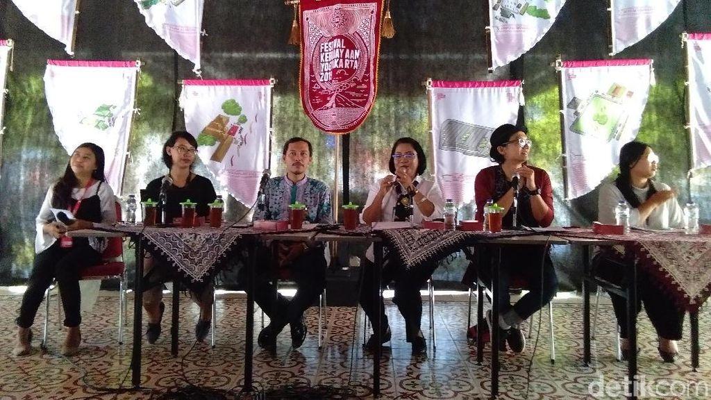 Berganti Nama, FKY 2019 Siap Digelar