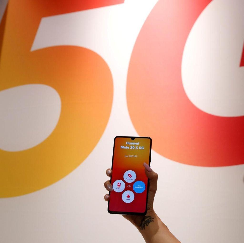 Kapan Ada Ponsel 5G Murah? Ini Prediksi Qualcomm
