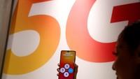 Inggris Copot Semua Teknologi 5G Huawei Mulai Tahun Depan