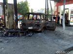 Liburkan 24 Karyawan, SPBU yang Terbakar di Ponorogo Rugi Miliaran Rupiah