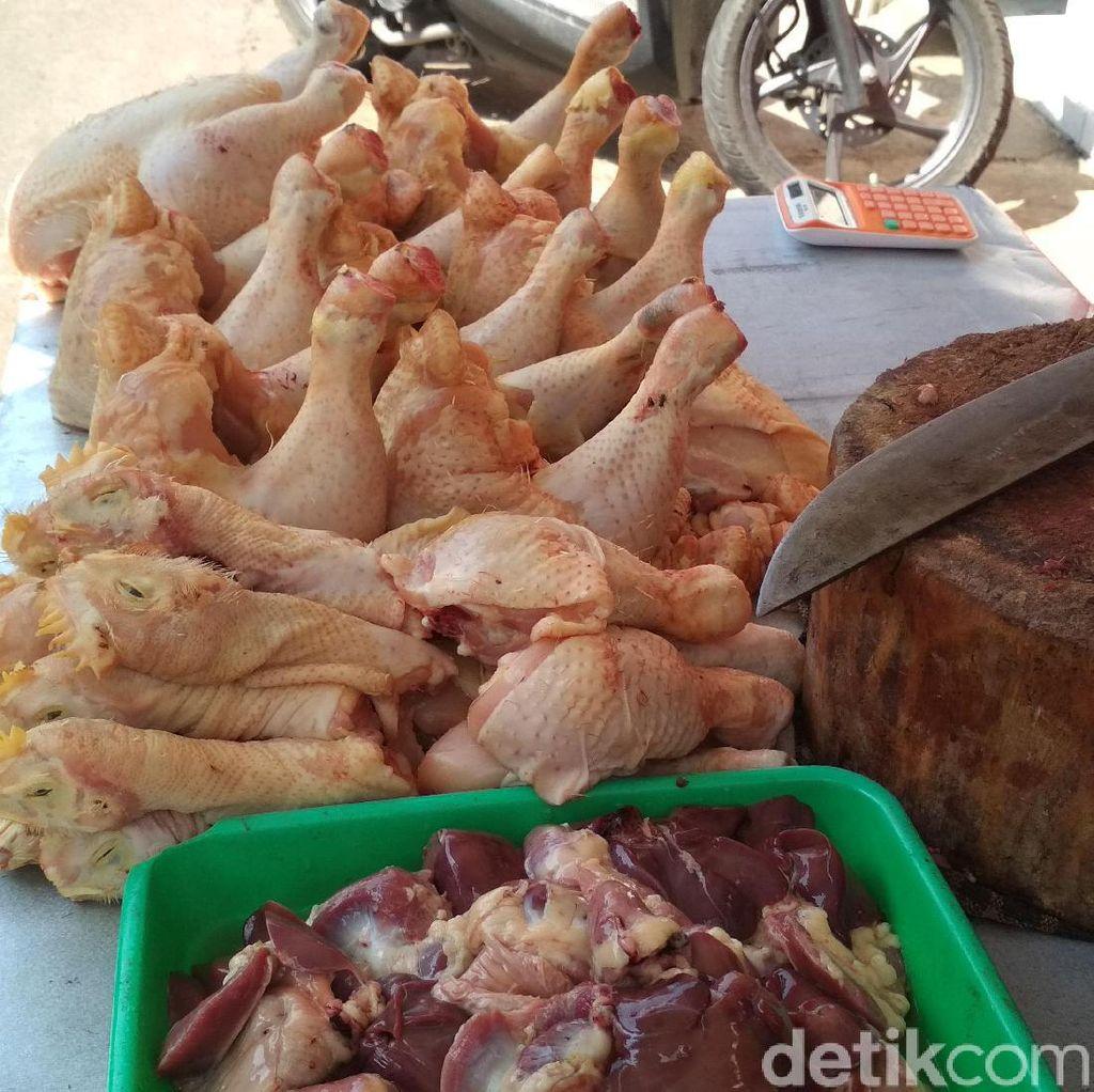 Ini Perbedaan Peternak dan Pedagang Saat Harga Ayam Anjlok