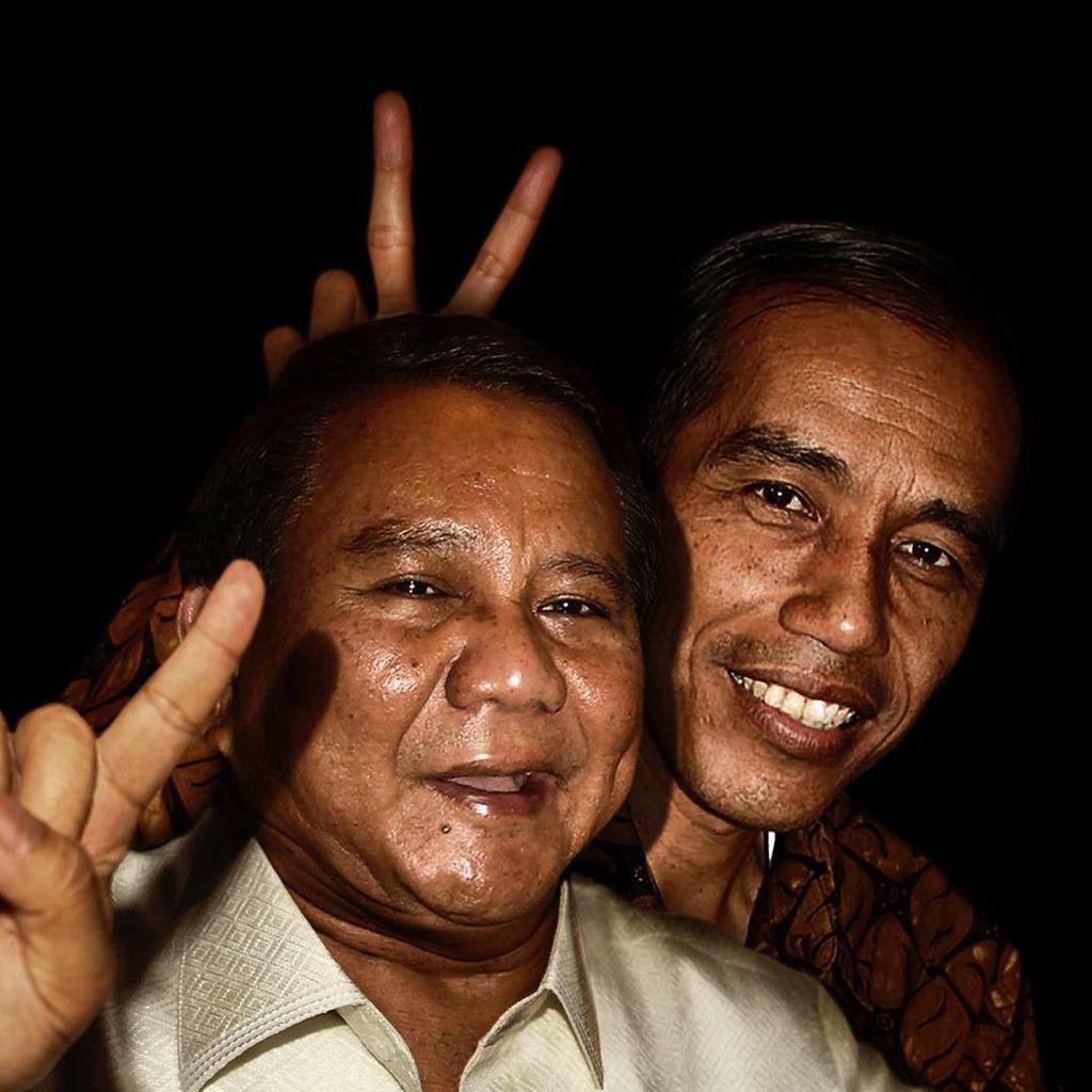 Kreasi Jokowi-Prabowo, Agan Harahap Ajak Semua Berbaikan