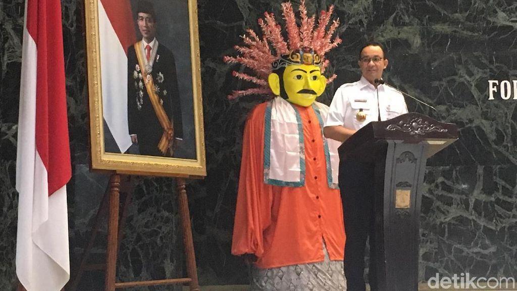 Felix Siauw Tetap Ceramah di Balai Kota, Anies: Kita Ikuti Aturan