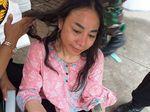 Polisi Fasilitasi Wanita Bertato yang Diamankan Dekat MK untuk Dirawat di RS
