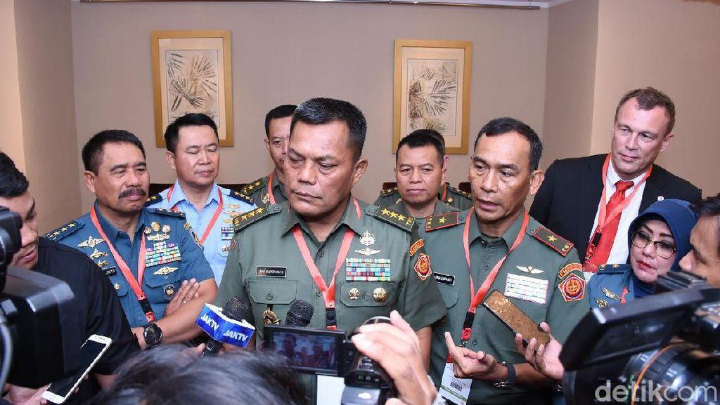 Indonesia Kirim 4.000 Pasukan Perdamaian ke 8 Negara Konflik pada 2019