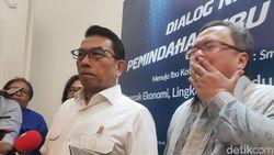 Moeldoko Sebut 30 Orang Terduga Teroris Masuk Jakarta Jelang Putusan MK