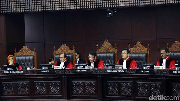 MK Sudah Putuskan Sengketa Pilpres, Pengusaha: Investasi Jalan Lagi
