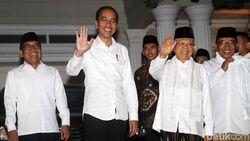 JK Beri Angin Koalisi Jokowi Dijatah Kursi Menteri