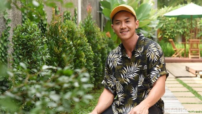 Rafael Tan saat ditemui di kawasan Cilandak.
