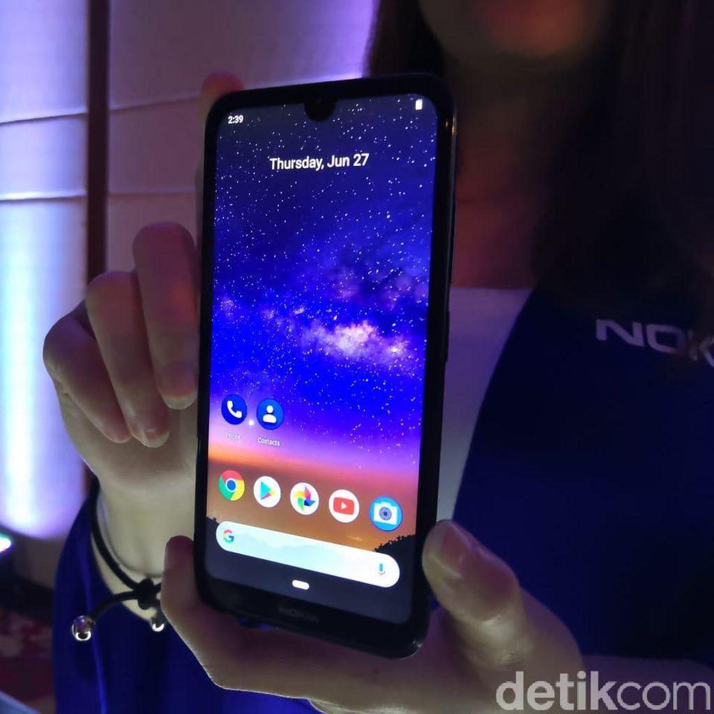 Tiba di Indonesia, Ini Spesifikasi dan Harga Nokia 2.2