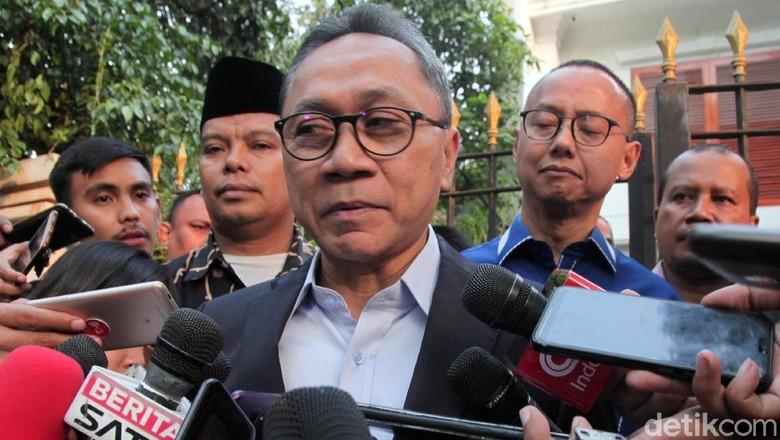Siap Dukung Jokowi, PAN Tak Soal Bila Tak Dapat Kursi Menteri