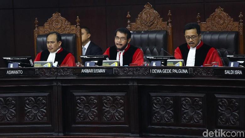 Hasil Pileg DPR Dapil II Sumsel, MK Mentahkan Gugatan PKS ke NasDem