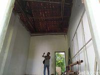 Bangunan yang rusak (Agus Setyadi/detikcom)