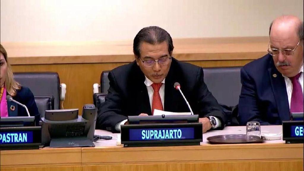 Bos BRI Bicara Upaya Pemberdayaan UMKM di Markas PBB