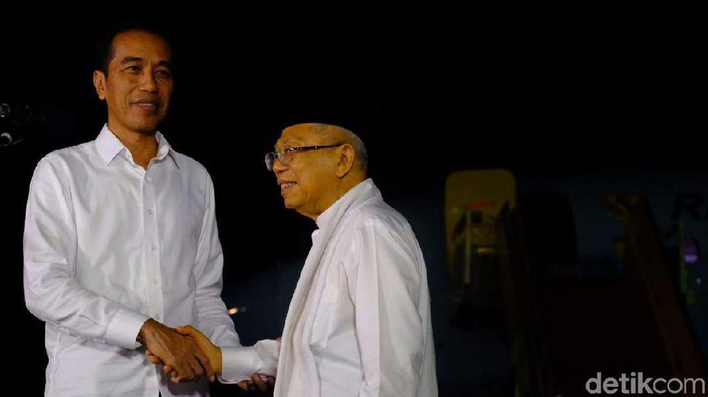 Drama Pilpres Berakhir, Akankah Jokowi Effect Muncul?