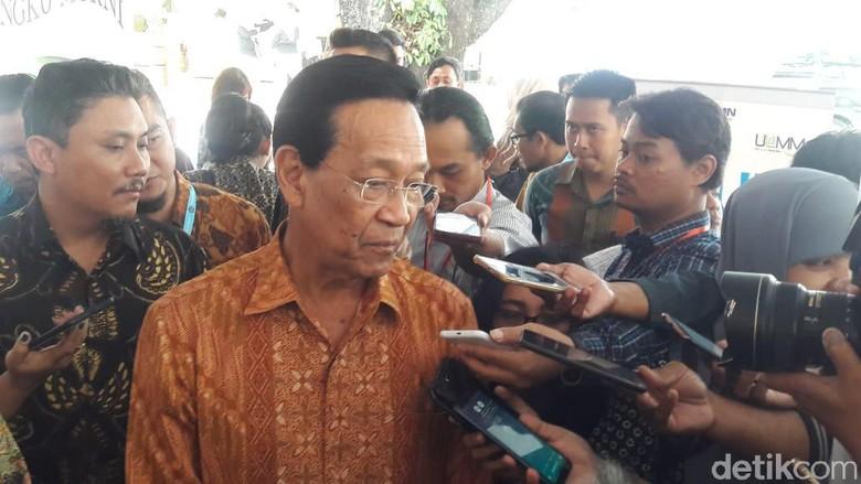 KPK OTT Jaksa-ASN Yogya, Sultan: Semoga yang Pertama dan Terakhir