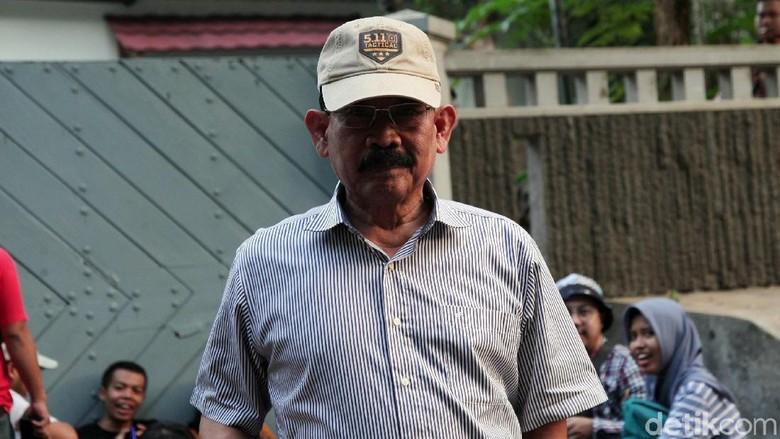 Soenarko Sambangi Kediaman Prabowo