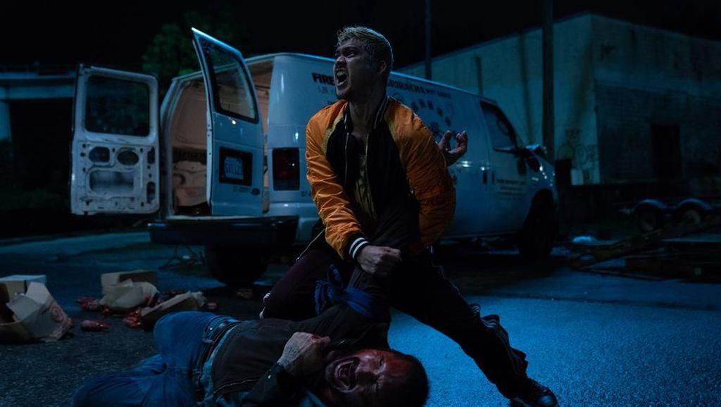 Film Action Terbaru Iko Uwais Nongkrong di 5 Besar Box Office