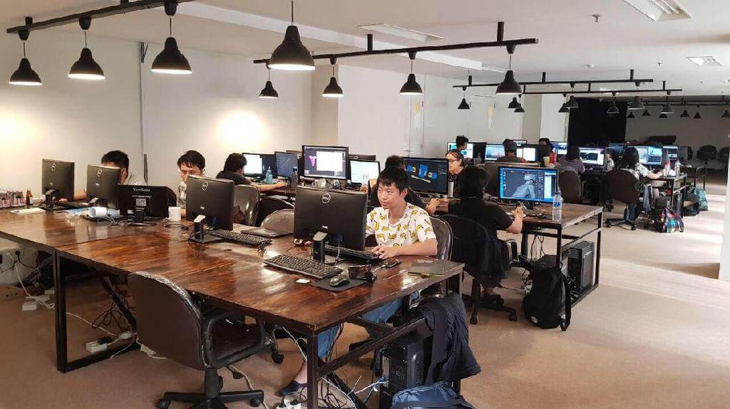 Industri Game Picu Minat Terhadap Animasi